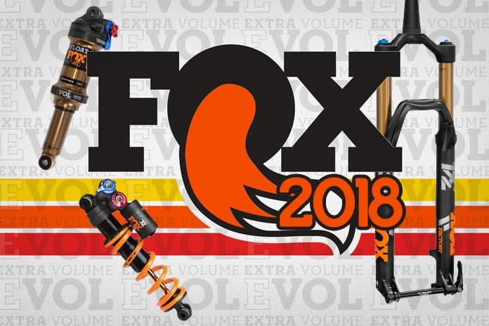 FOX MTB 2018