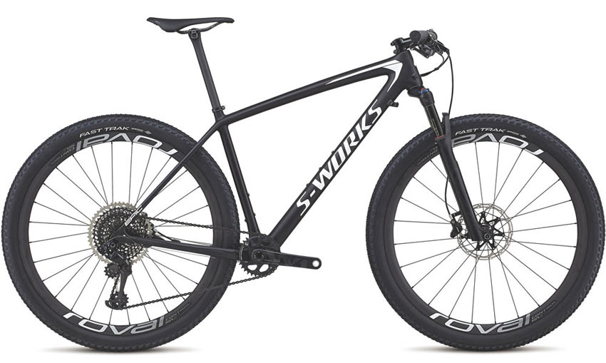 Specialized S-Works Epic HT WC 2018