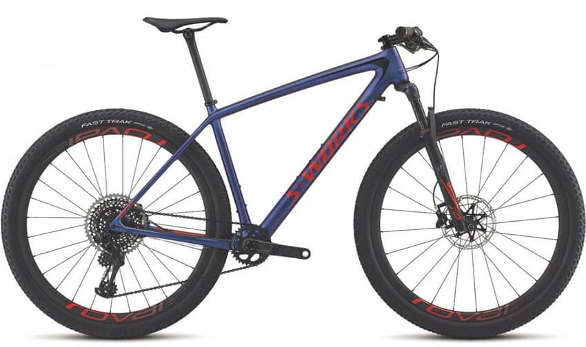Specialized S-Works Epic HT World Cup 2018