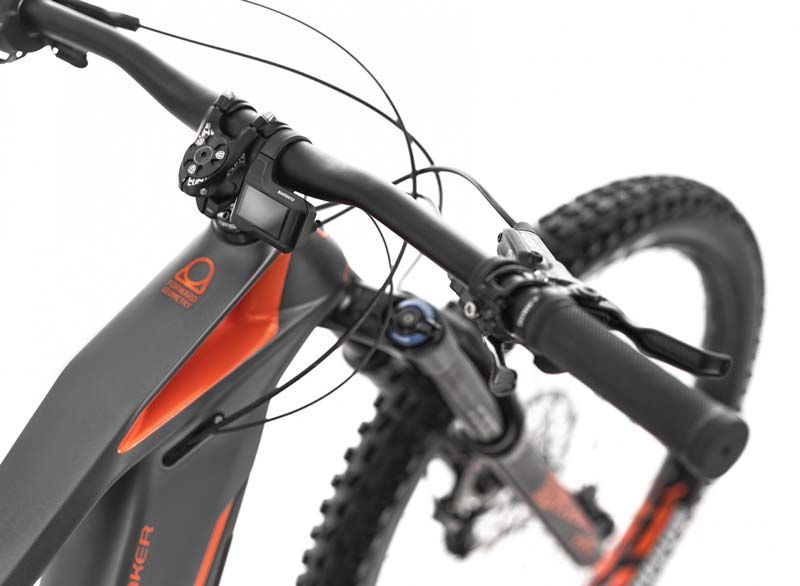 Mondraker E-Crusher Carbon e-bike