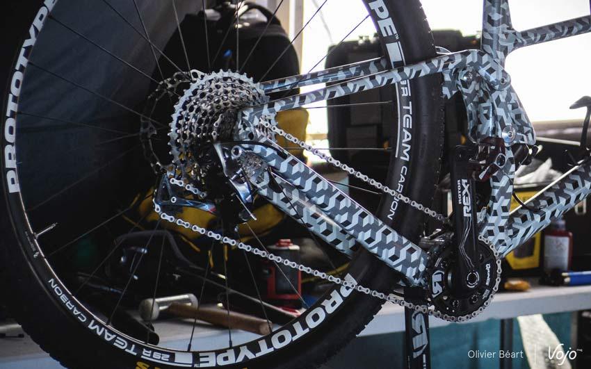 Mondraker doble suspension XC prototipo
