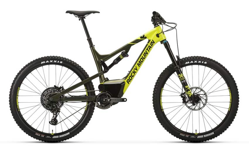 Rocky Mountain Altitude Powerplay C70