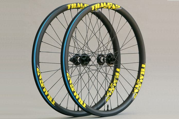 Trackstar Premium Ruedas carbono