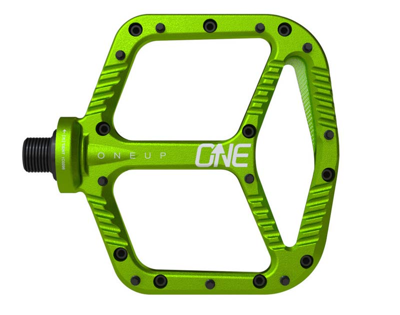 OneUp Components pedales aluminio