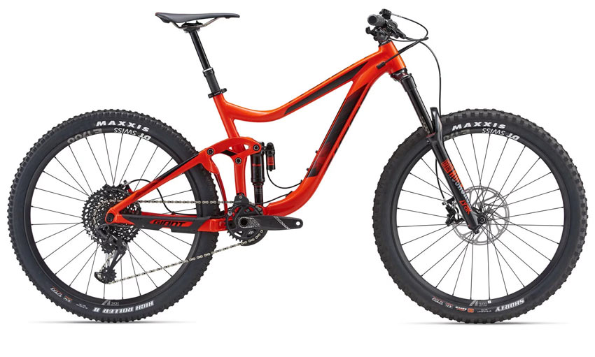 Giant Reign 2 2018