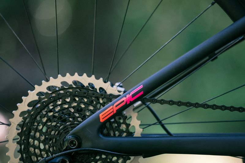 Specialized Epic 2018 single point