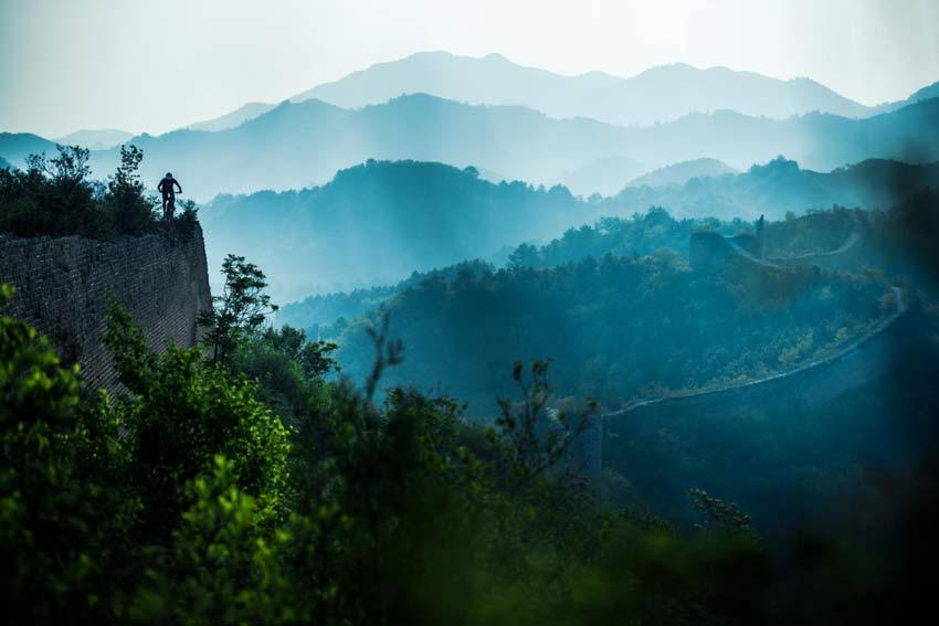 david cachon gran muralla china