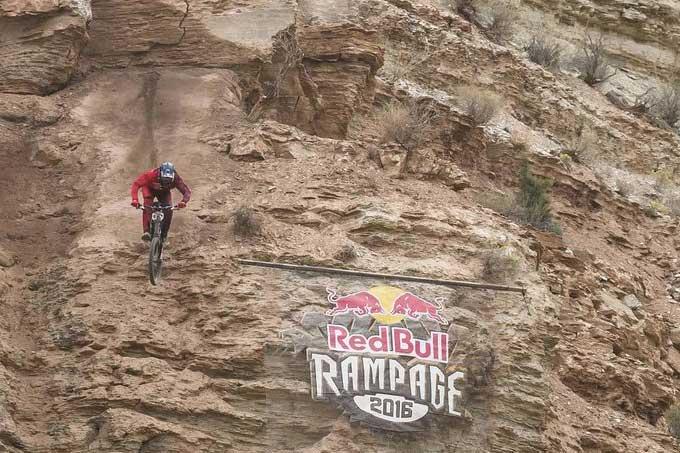 Red Bull Rampage 2017 presentacion