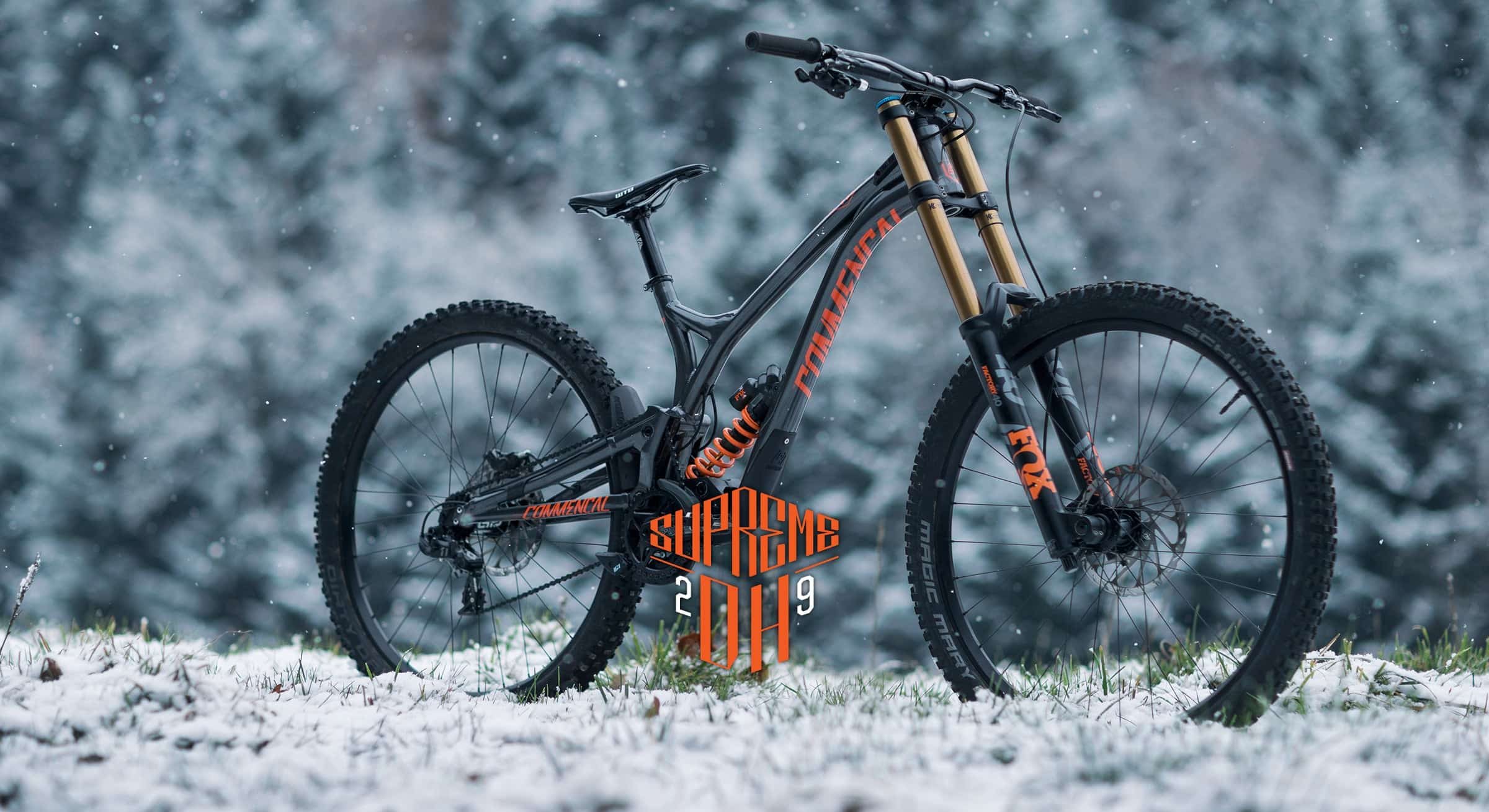 commencal Supreme DH 29