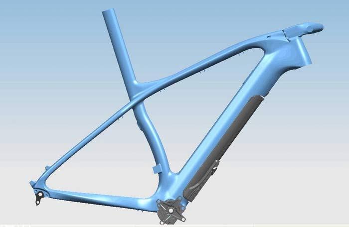 Five Bike e-bike cuadro