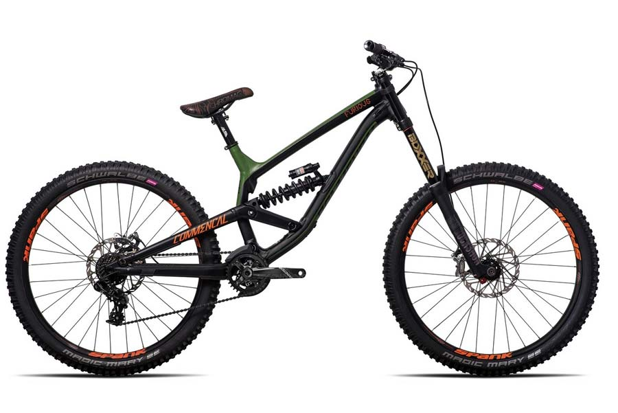 Commencal Furious BC Edition