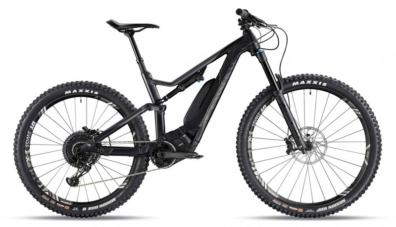 Canyon Spectral:ON e-bike