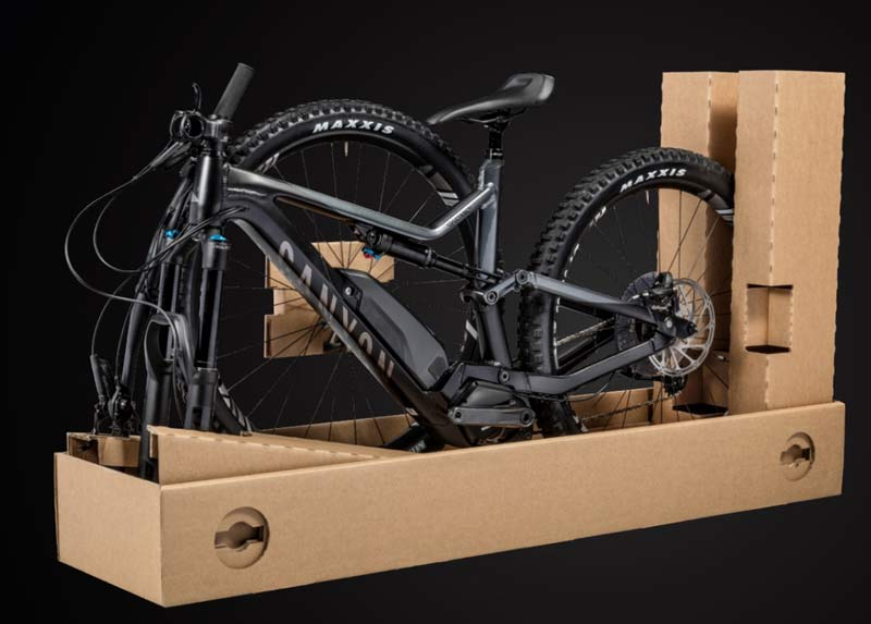 Canyon Spectral:ON box