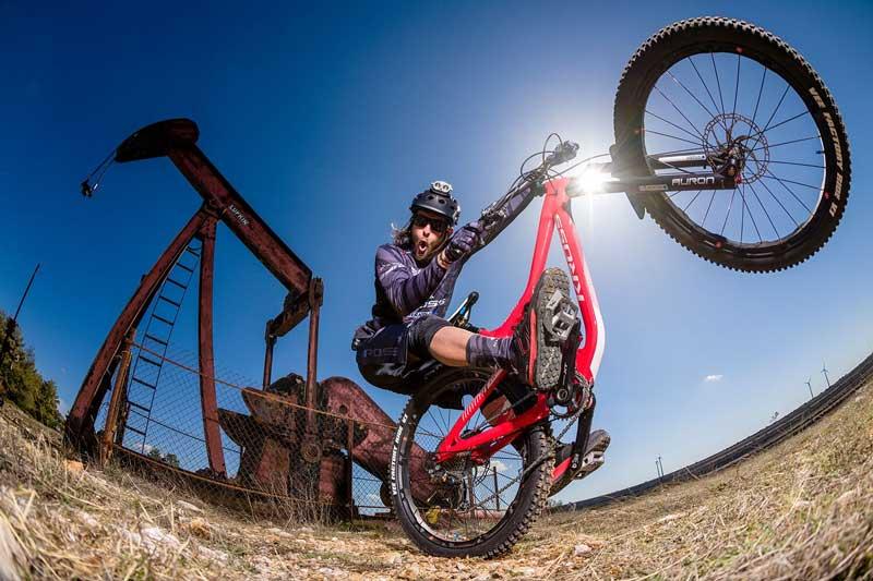 David Cachon Kross Bikes