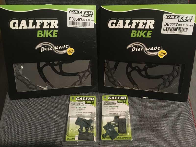 Galfer Disc Wave