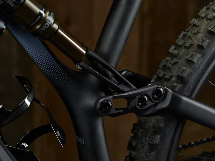 Specialized Stumpjumper 2019 suspension