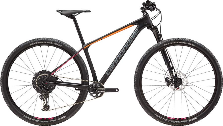 Cannondale F-Si Carbon 2 Woman 2019