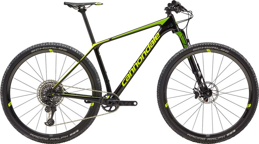 Cannondale F-Si Hi-Mod World Cup 2019