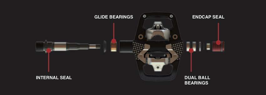 Look X-TRACK EN-RAGE pedales