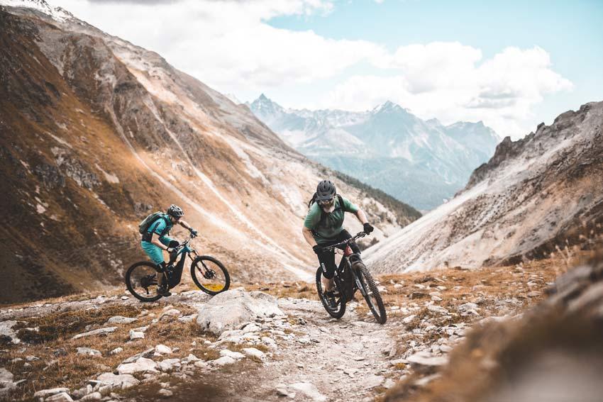 Canyon NEURON:ON e-bike
