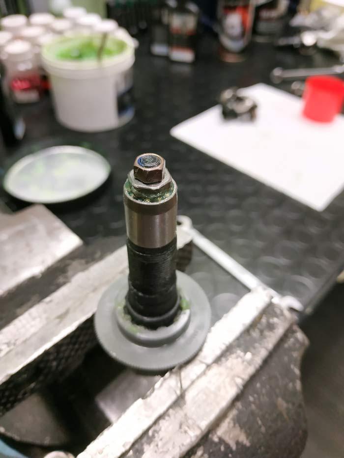 mantenimiento pedales shimano