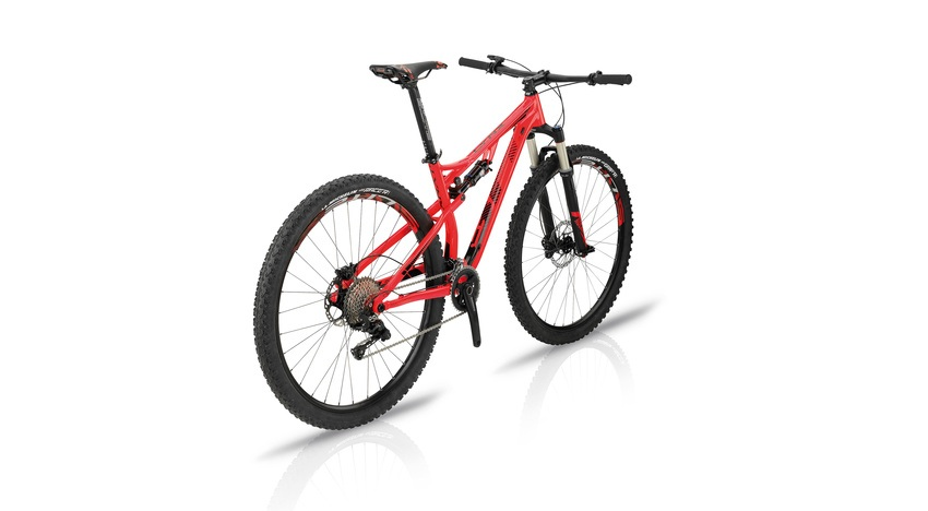 BH Lynx Race Alu Recon Gold 22v