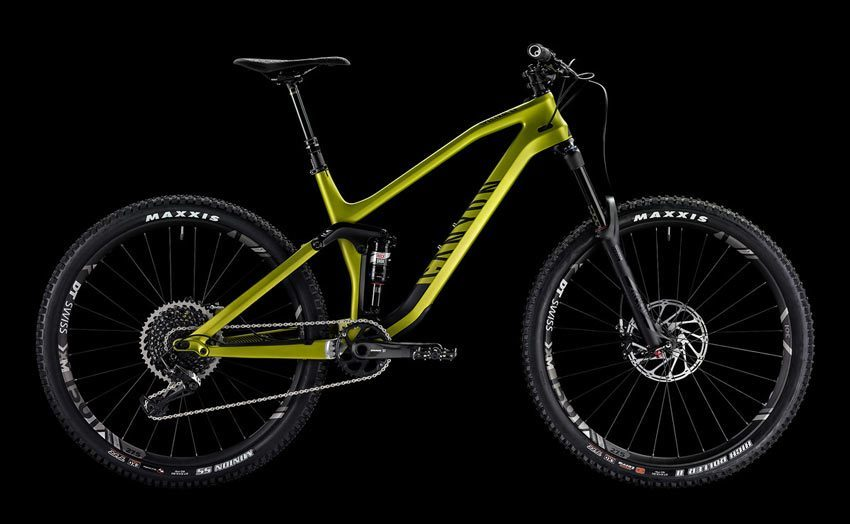Canyon Spectral CF 9.0 EX 2017