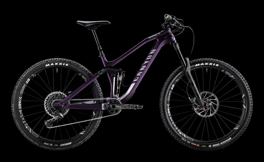 Canyon Spectral WMN CF 9.0 EX 2017