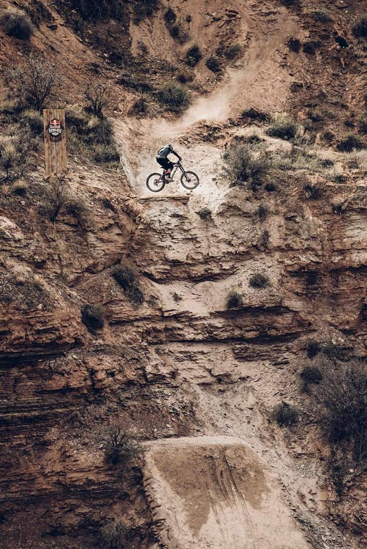 Carson Storch Red Bull Rampage 2016