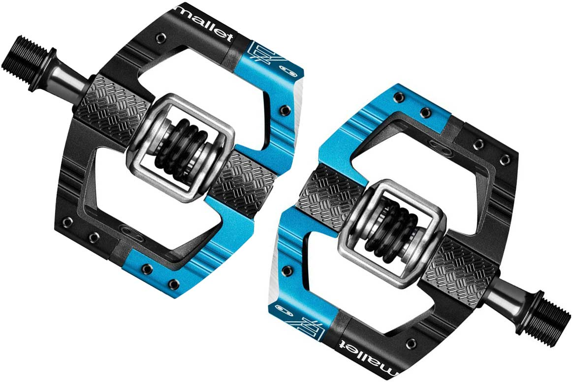 CrankBrothers Mallet E LS pedales