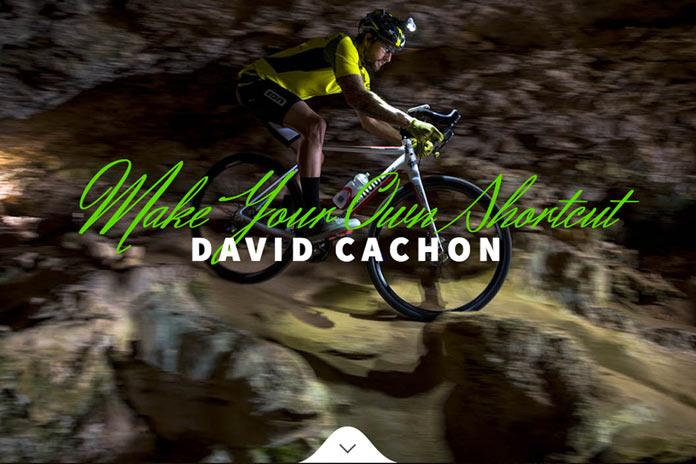 David Cachon web