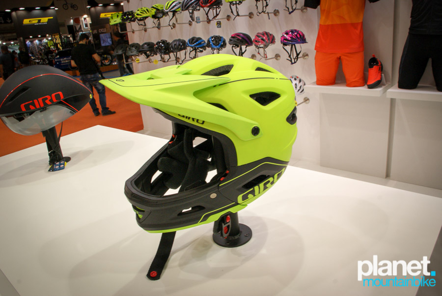 Giro Switchblade desmontable