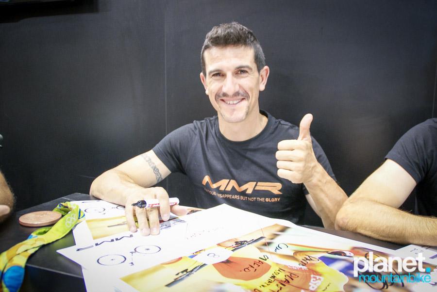 Carlos Coloma Unibike