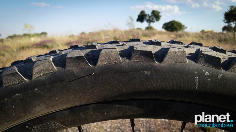 Maxxis Tomahawk review