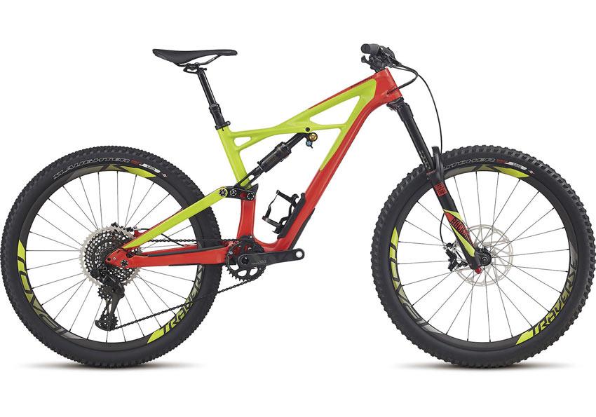 Specialized S-Works Enduro Carbon 650b FSR 2017