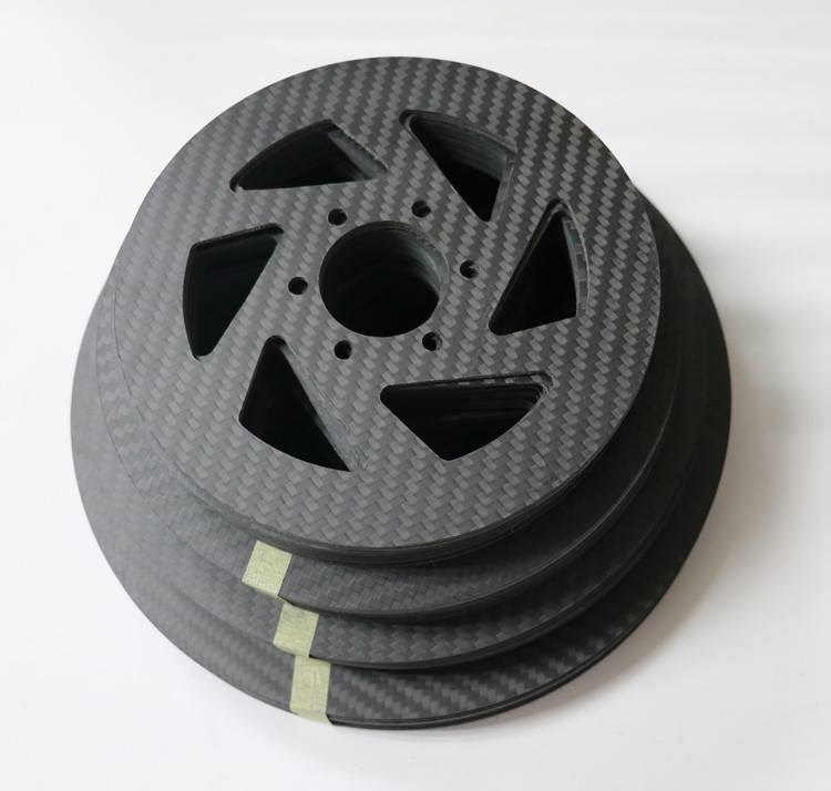discos de freno mtb fibra de carbono