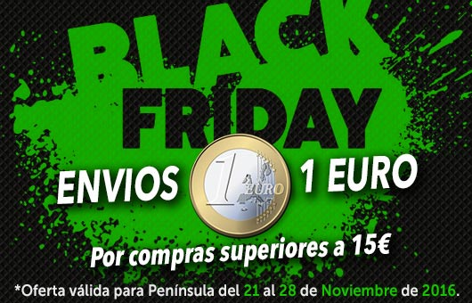 black friday 2016 king barcelona