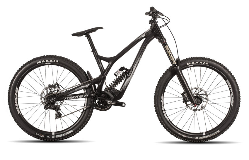 Commencal Supreme DH 4.2 world cup