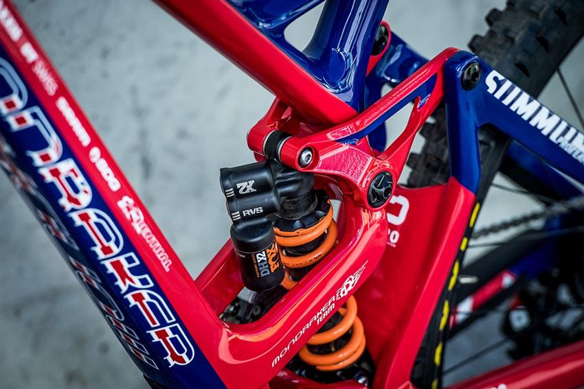 Danny Hart bike