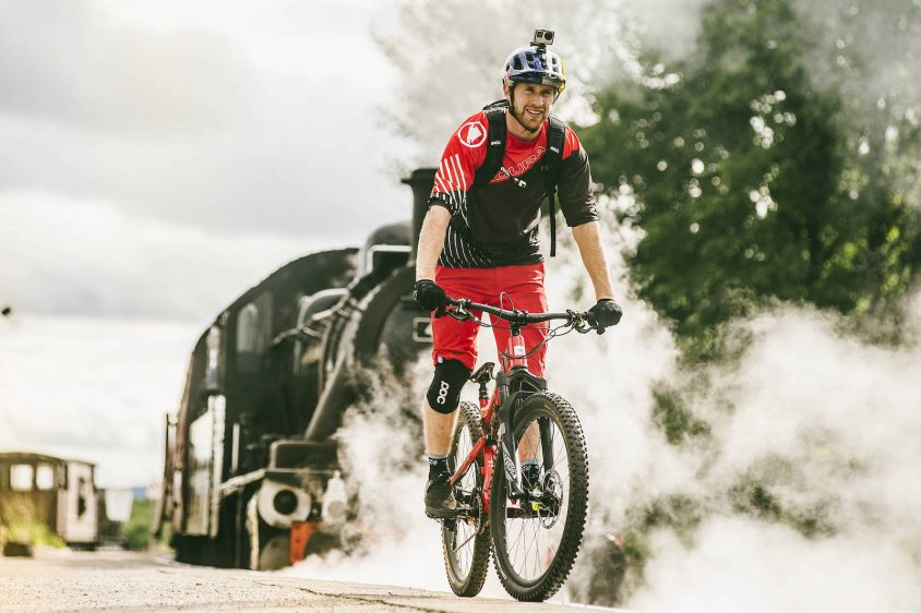 Danny Macaskill WEE DAY OUT