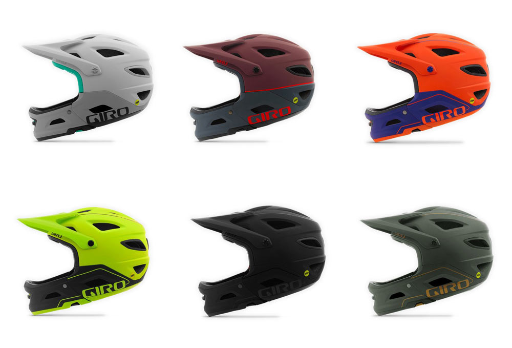Giro Switchblade Mips colores