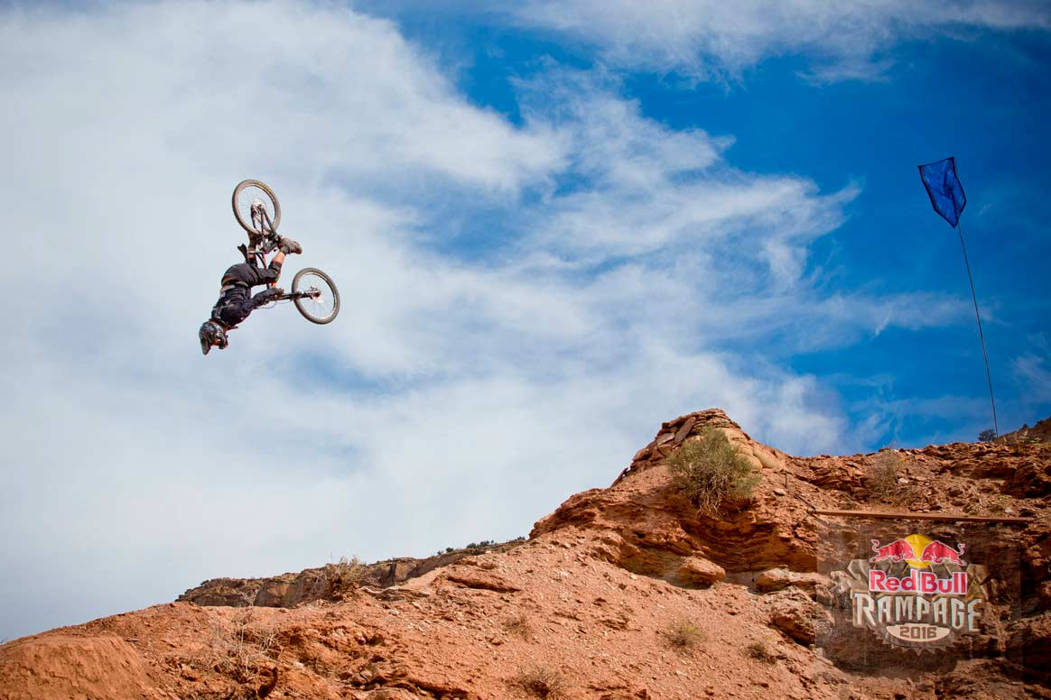 mejores rondas red bull rampage 2016