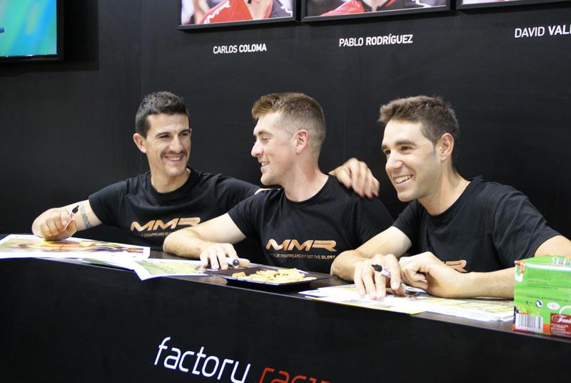 mmr team unibike 2016
