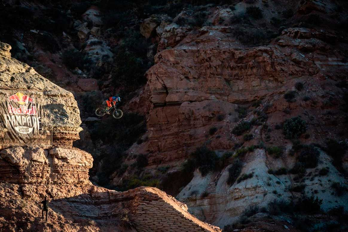red bull rampage 2016 today