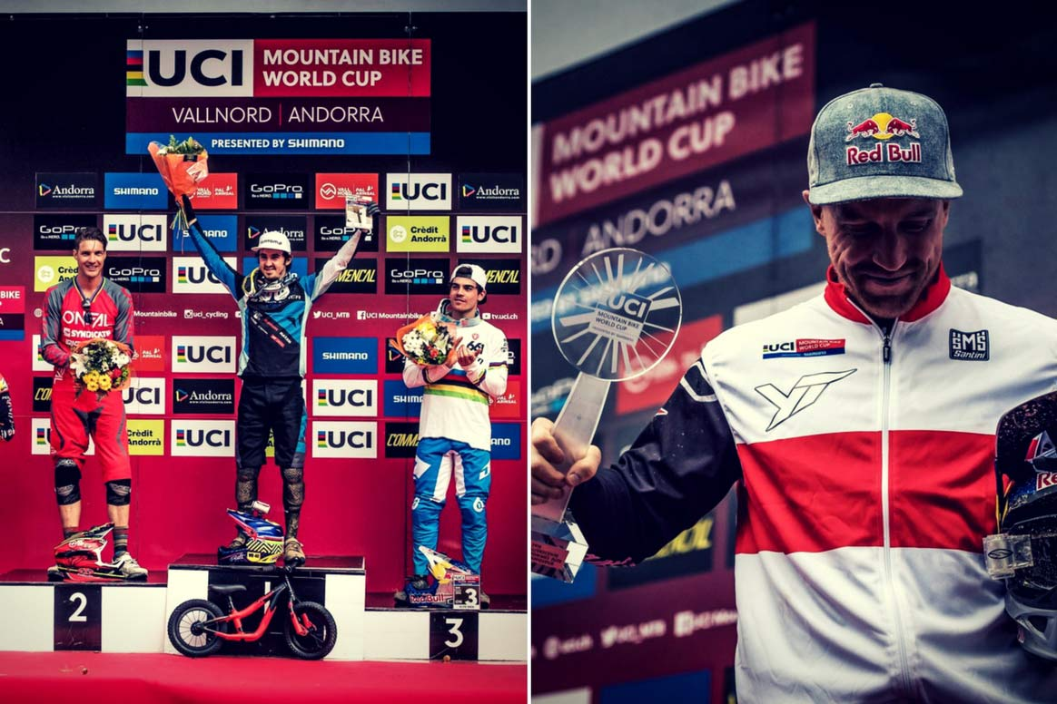 World Cup DH 2016 Vallnord