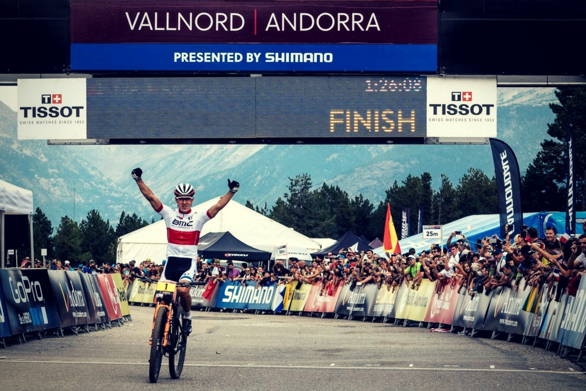 World Cup XC Vallnord 2016